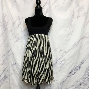 Diane von Furstenberg DVF Estrella Stripe Dress